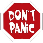 Don'tPanicSign