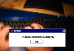 IT-error-contact-support
