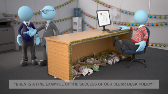 clear-desk