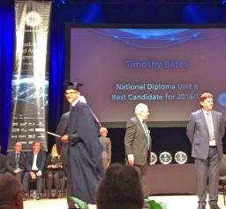 NEBOSH Graduation 2017